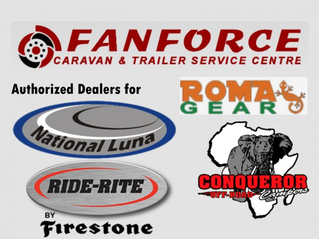 FANFORCE Caravan & Trailer Service Centre