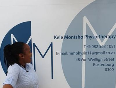 Kele Montsho Physiotherapy Practice