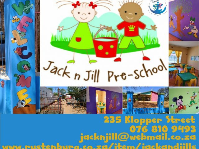 Jack & Jill's Hill Nursery School & Daycare
