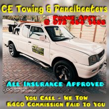 CE Towing and Panelbeaters