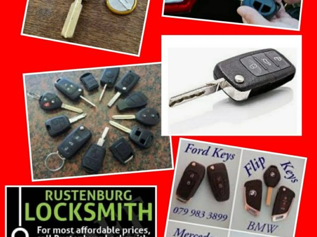Rustenburg Locksmith