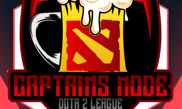 Captains Mode Dota2 League